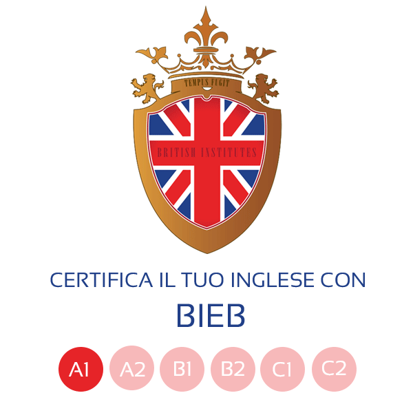 A1 CEFR - BI level A1 Certificate in ESOL International