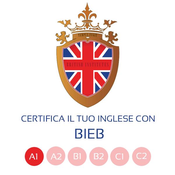 A1 CEFR - BI level A1 Certificate in ESOL International