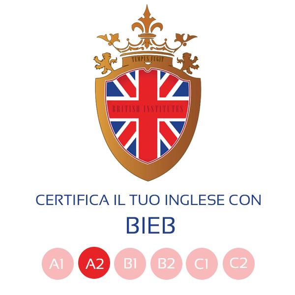 A2 CEFR - BI level A2 Certificate in ESOL International