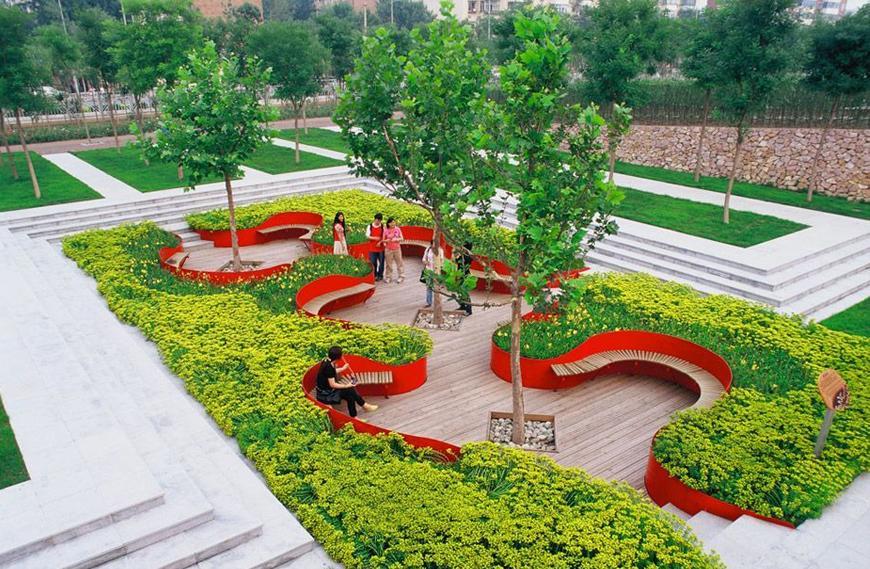 Progettazione del Paesaggio e dei Giardini